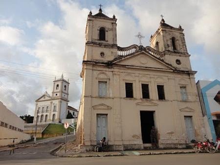 Igreja de São José do Poxim - Coruripe - AL